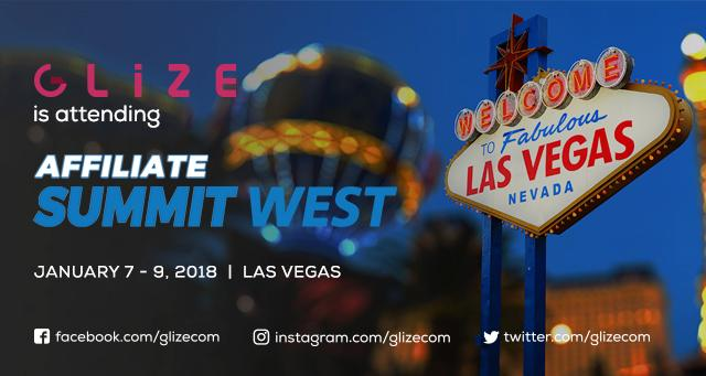 Glize | Events | Team Glize USA at Affiliate Summit West 2018